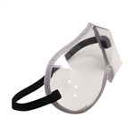 Prochoice Goggles Dust Clear Disposable Cotton Bound