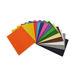 Quill Cover Paper A4 125gsm Assorted Pack 500