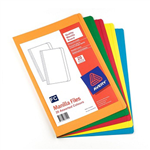 Avery Manilla Folder Foolscap Assorted 20 Pack