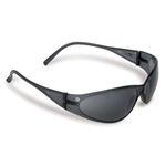 Prochoice Breeze Safety Glasses Smoke Lens Black