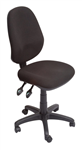 Rapid EC070CH Task Chair High Back Fully Ergonomic BLACK