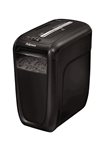 Fellowes Shredder Powershred 60CS CrossCut 10 Sheets 22L