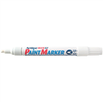 Artline 409XZF Paint Marker Chisel Point 40mm  WHITE