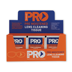 Prochoice Alcohol Free Lens Cleaning Wipes White Box 100