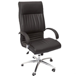 Rapid CL820 Executive High Back Chair Extra Large BLACK