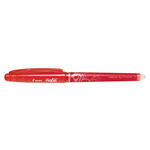 Pilot Rollerball Pen BLFRP5 Erasable Frixion X Fine Red