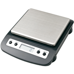 Jastek Electronic Battery Scale BlackSilver 5kg