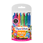 Papermate Retractable Inkjoy Mini Pen 100RT 1m Ass 10