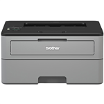 Brother Printer HLL2350DW Compact Mono Laser A4 Grey