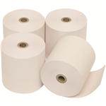 Marbig Cash Roll EFTPOS 2Ply Roll 76x76x115mm Pack 4