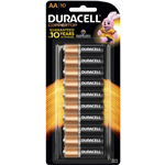 Duracell Battery Coppertop Alkaline AAA Pack 10