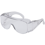 MAXISAFE VISISPEC SAFETY GLASSES CLEAR