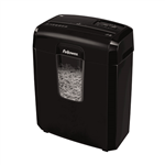 Fellowes Shredder Powershred 9C CrossCut 9 Sheets 14L