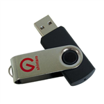 Shintaro 32GB Rotating Pocket Disk USB20