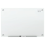 QUARTET INFINITY GLASS BOARD 600X450 WHITE