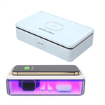 UV Phone Sterilizer With Wireless Charger UVC