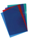 Marbig Letter File A4 Ultra Assorted Pack 10