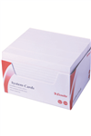 Esselte System Cards Ruled 152x102mm 6x4 100 WHITE