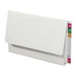 Avery Document Wallet HD 40mm Expansion White 20