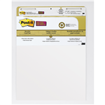 PostIt Easel Pad 559 635x774mm White