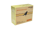 Bibbulmun Sticky Notes 76x127mm Yellow Pack 12