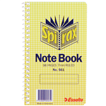 Spirax 561 Notebook Side Open 147x87mm 96 Pages