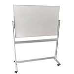 Quartet Penrite Slimline Premium Whiteboard Magnetic Mobile 1200x900mm