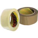 Scotch 370 Packaging Tape 48mmx75m Brown