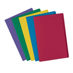 Avery Manilla Folder Foolscap Assorted 10 Pack