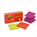 PostIt Notes R3306SS Pop Up SS Rec 76x76mm 6 NEONMARRAKESH