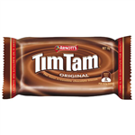 Arnotts Biscuits Chocolate Tim Tam Portion Control Single Serve Box 150