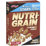 Kelloggs Nutri Grain Iron Man Food Value 805gm