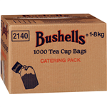 Bushells Tea Bags String And Tag Box 1000