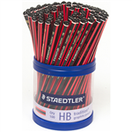 Staedtler Pencils 110 Tradition HB Graphite Box 100
