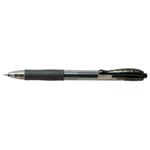 Pilot Retractable Rollerball Pen BLG27 Gel Fine 12 BLACK
